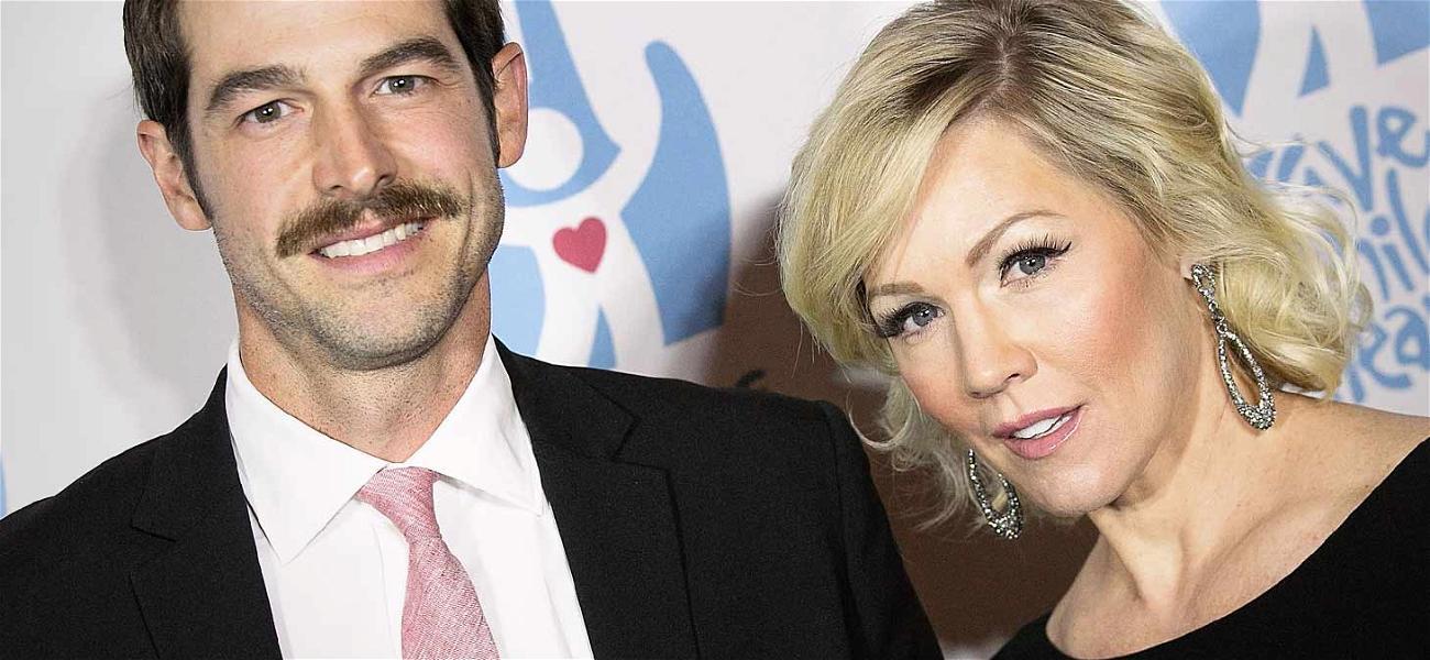 Jennie Garth's Husband Withdraws Divorce Petition