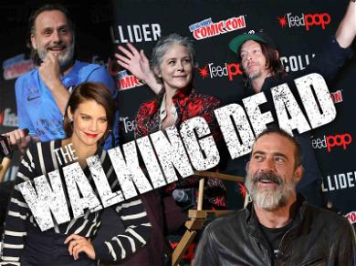Sunday Nights Are About to Get Scarier: 'The Walking Dead' Is Back!!!