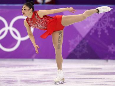 Mirai Nagasu Sticks the Landing for Sponsorship With Athletic Tape Company