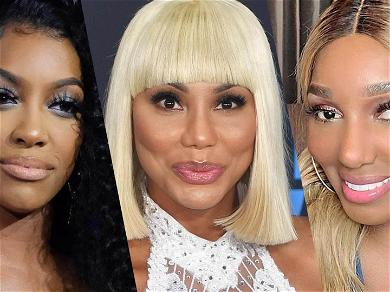 Tamar Braxton Receives Prayers From 'RHOA' Stars Porsha Williams & NeNe Leakes After Possible Suicide Attempt