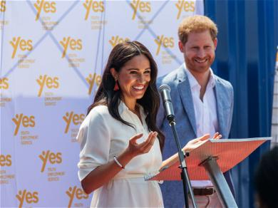 Prince Harry And Meghan Markle Are Reportedly 'Genuinely Happy' After 'Escaping' UK