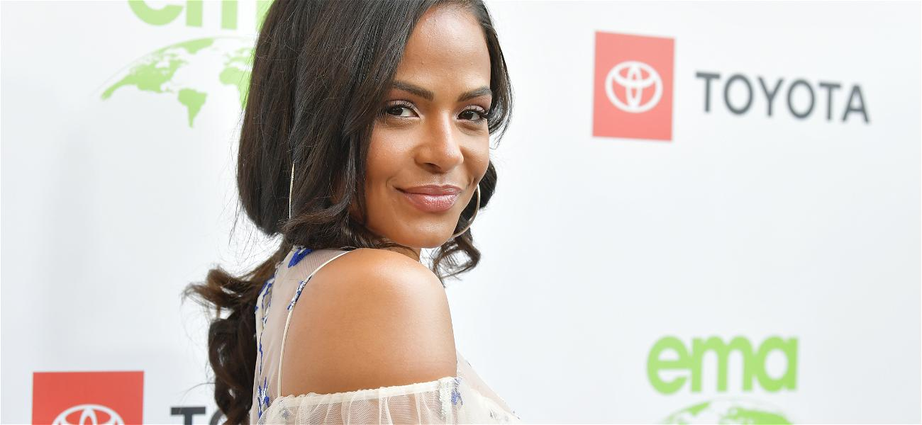 Christina Milian Flaunts Her Post-Baby Body Three Months After Giving Birth