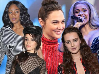 Women Top Our List of 2017's Breakout Stars