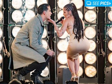 G-Eazy and Halsey Get Hot and Heavy in Duet on 'Jimmy Kimmel Live'