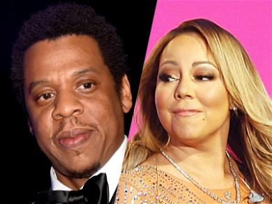 Jay-Z and Roc Nation Being Dragged Into Mariah Carey's Manager Legal Drama