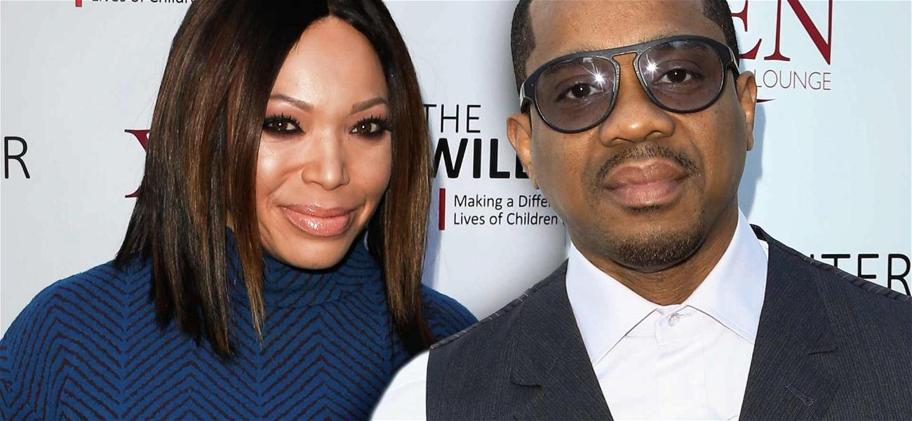 Duane Martin Accuses Estranged Wife Tisha Campbell-Martin of Fabricating Abuse Allegations