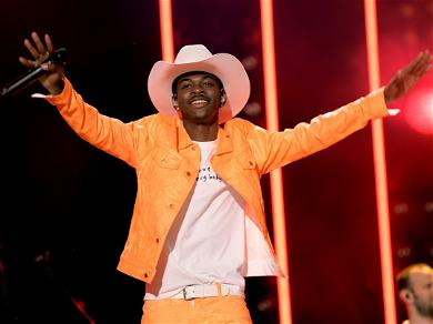 Lil Nas X Immediately Claps Back At Old Rapper Shaming His Grammy's Outfit