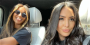 Vanessa Bryant And Ciara Have A Magical Time Together At Six Flags Magic Mountain