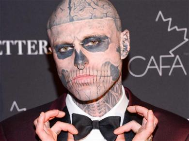 Lady Gaga Speaks On Suicide Prevention After Zombie Boy Death