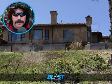 Real Shots Fired at Home of Twitch Gamer Dr. Disrespect During Live Stream (VIDEO)