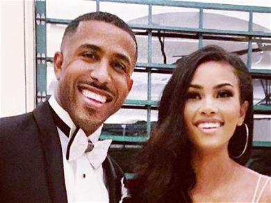 Marques Houston Marries 19-Year-Old Miya Dickey