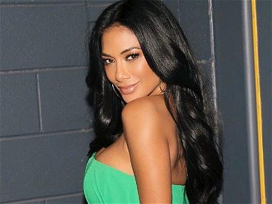 Nicole Scherzinger Shows Off Assets That 'Popped Out' Her Bra For 'The Masked Singer'