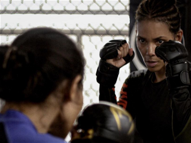 Halle Berry Injured During Fight Scene For MMA Movie 'Bruised'