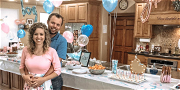 John Duggar & Wife Reveal Sex of Baby #1 With Gender Reveal Party!