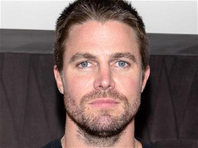 'Arrow' Star Stephen Amell to Compete in First Singles Wrestling Match