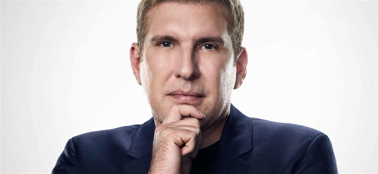 'Chrisley Knows Best' Star Todd Chrisley's Estranged Son Sends Shade After Federal Indictment