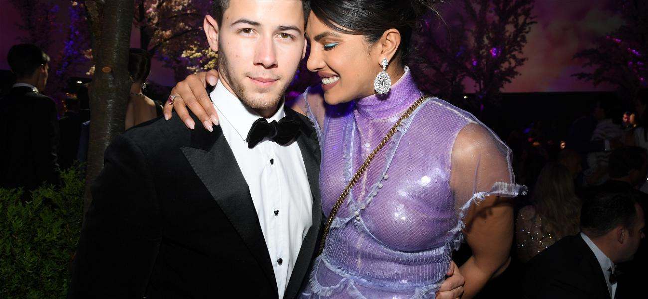 Nick Jonas Says He Texted Priyanka Chopra For A Year Before They Met In Person