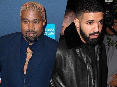 Kanye West Slams Drake (Again) for Following Kim Kardashian on Instagram: 'I Feel a Public Apology in Order'