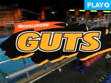Nickelodeon 'Guts' Premiered 25 Years Ago