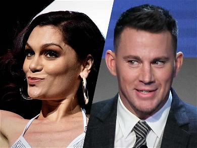 Channing Tatum Gushes About Girlfriend Jessie J's London Concert