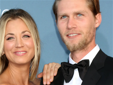 Kaley Cuoco's Husband Exposes 'Weird Things' In Couple's Bed