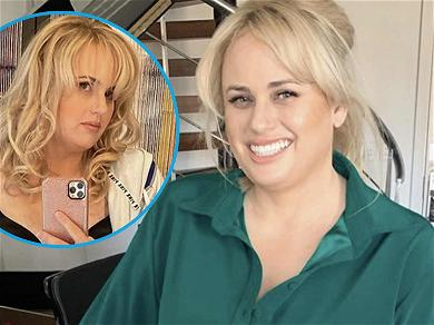 Rebel Wilson Shows Off Dramatic Weight Loss In Jaw-Dropping Lingerie Snap