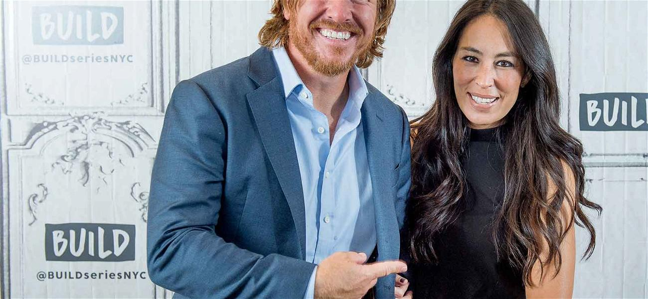 'Fixer Upper' Stars Joanna & Chip Gaines Welcome Baby #5!