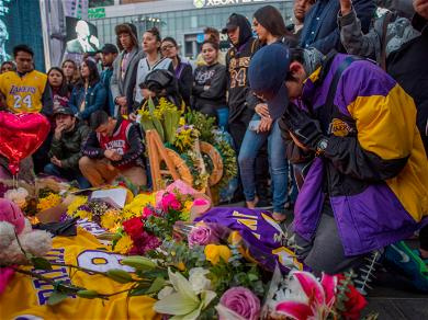 Kobe Bryant's Public Memorial Service Might Not Be For Several Weeks, According To Sources