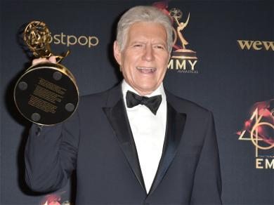 'Jeopardy!' Host Alex Trebek Happily Works on Commercial Despite Health Issues
