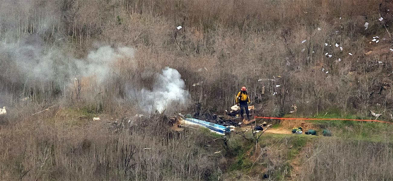 Koby Bryant Helicopter Crash Report Concludes That There Was No Engine Failure