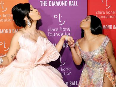 Cardi B and Hennessy Carolina are Sister Goals