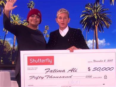 Ellen DeGeneres Gives $50,000 to Dying 'Top Chef' Star Fatima Ali