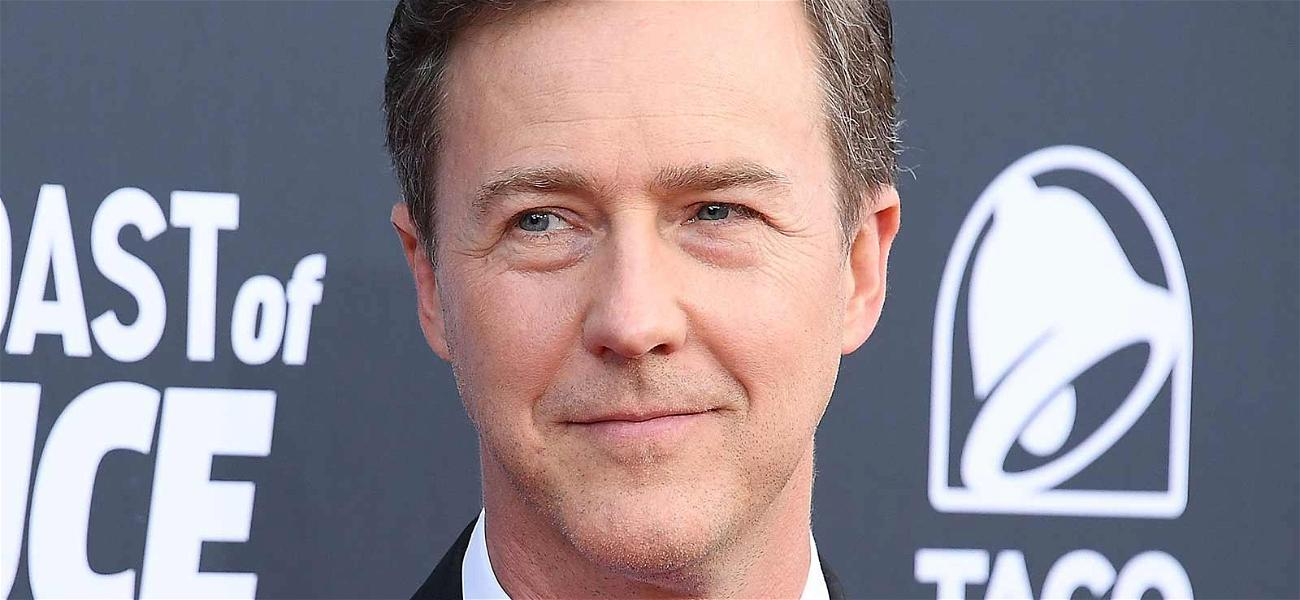 Ed Norton Wants Wrongful Death Case Filed by Firefighter's Widow to Be Tossed