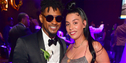 Mystery Woman Kissing Singer Usher Identified As Record Exec