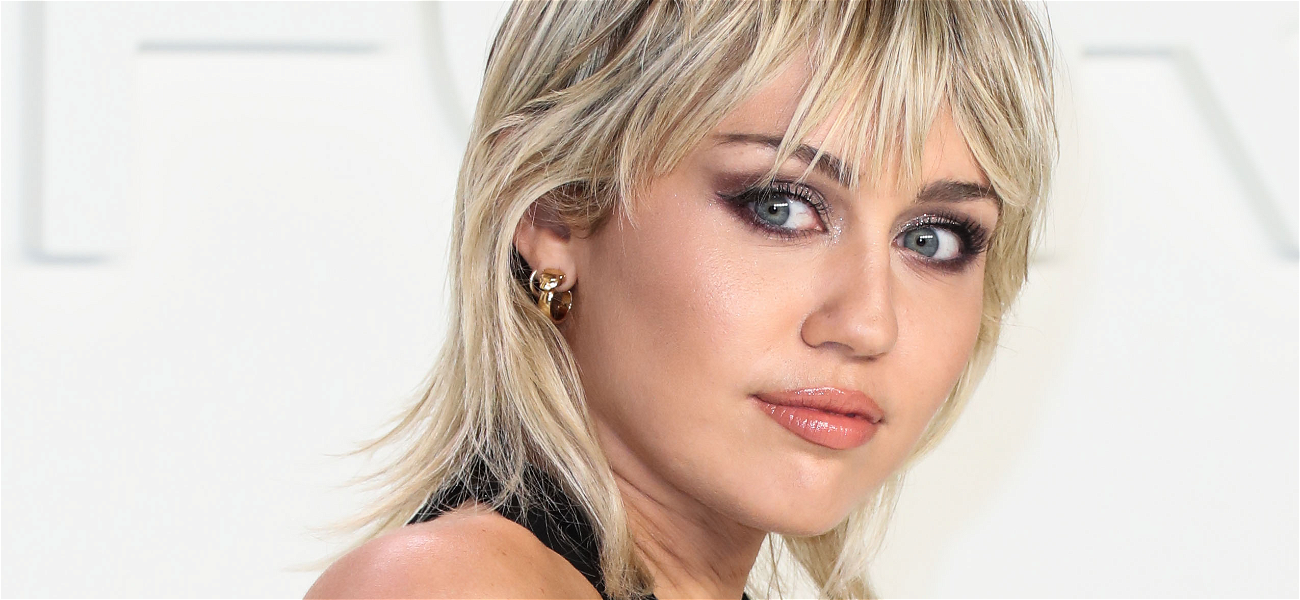 Miley Cyrus Bends Over In Tiny Daisy Dukes For Super Bowl LV Soundcheck!