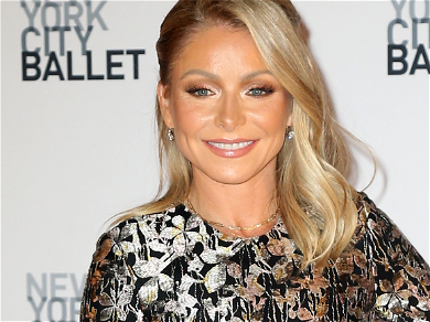 Kelly Ripa Gobbles Up Whipped Cream Amid Weight Concerns