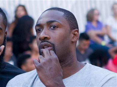 Gilbert Arenas Accused of Threatening to Send Sex Tape with Ex to Her Son