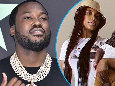 Meek Mill 'Riding' For His Baby Mama After Breakup
