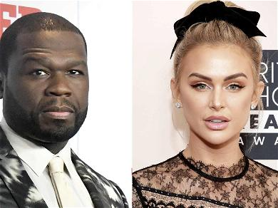 50 Cent Accuses 'Vanderpump Rules' Star Lala Kent of Drug Use