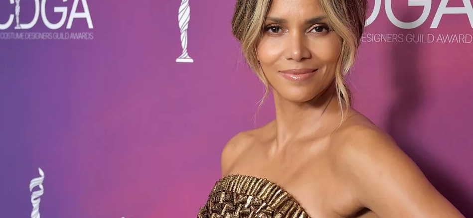 Halle Berry Stuns In See-Through Sports Bra Showing Insane Body