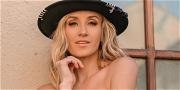 Gymnast Nastia Liukin Plays Cowgirl In Ripped Jeans From Montana Field