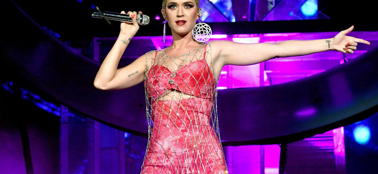 Katy Perry Thanks First Responders for Saving Her