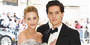 Cole Sprouse Shares Steamy Makeout With Lili Reinhart on Actress' Birthday