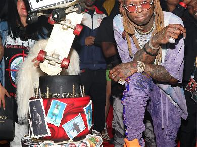 Lil Wayne' 36th Birthday and Launch of Carter V