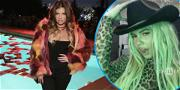 Chanel West Coast Shakes It in See-Through Leopard Print Catsuit For 'Tiger King' Twerk Vid
