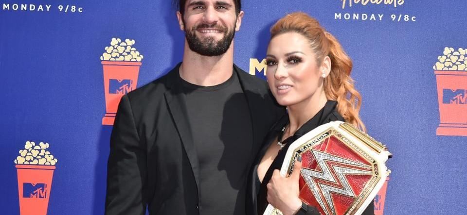 WWE Star Seth Rollins Has Found Happiness With Becky Lynch