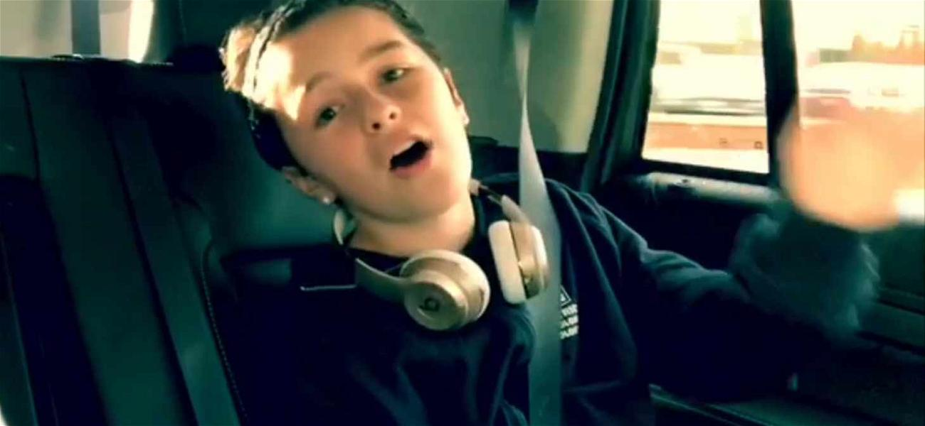 12-Year-Old Cancer Fighter Hoping for 'Carpool Karaoke' Session with James Corden
