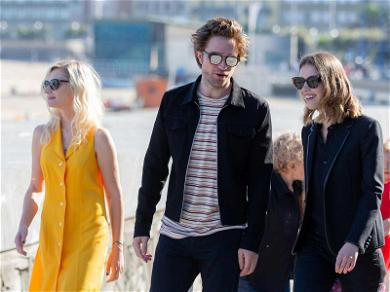Robert Pattinson, Mia Goth & Shia LaBeouf, FKA Twigs Are Hollywood's Most Interesting Partner Swap