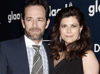 Luke Perry's Fiancée Breaks Her Silence After Death: 'He Will Be Dearly Missed'