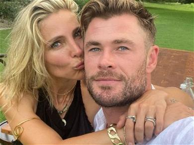 Elsa Pataky Gets Thor For Christmas; Instagram Is Way Jealous